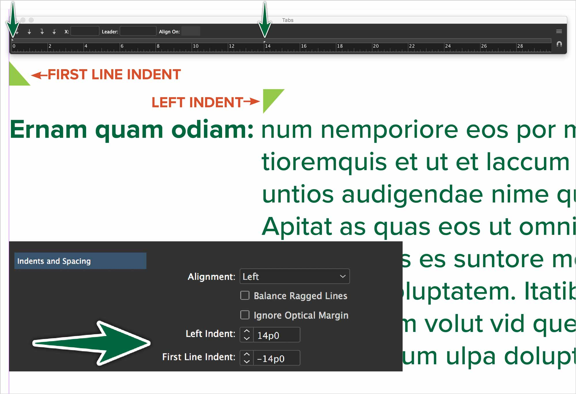 indesign-negative-first-line-indent