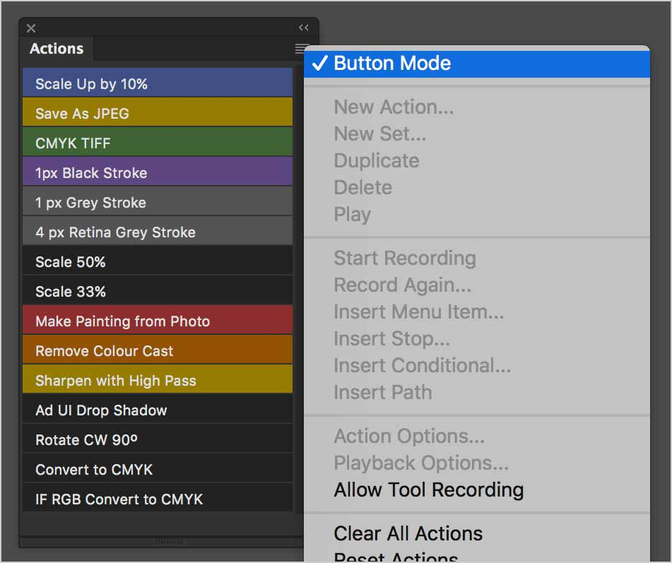 photoshop-actions-panel-button-mode