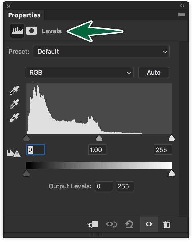 photohsop-adjustment-layers-properties