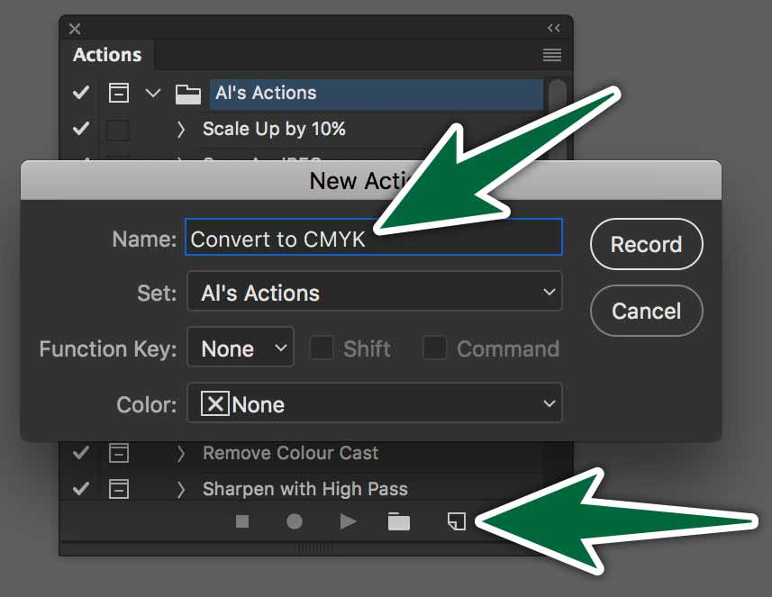 photoshop-conditional-actions-new-action